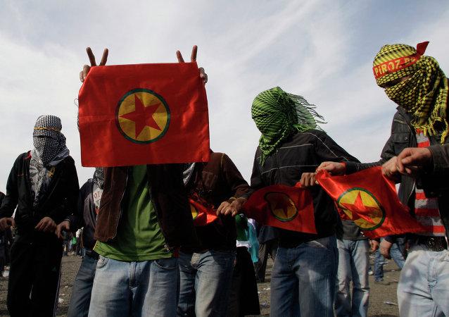 库尔德工人党武装分子