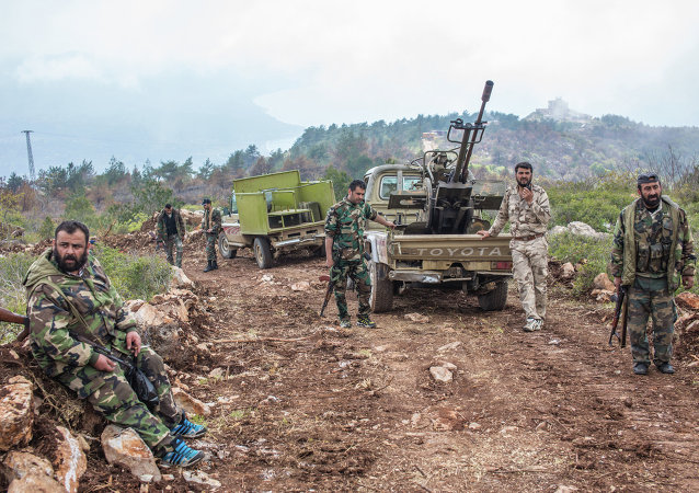俄专家:美国在叙利亚的政策陷入困境