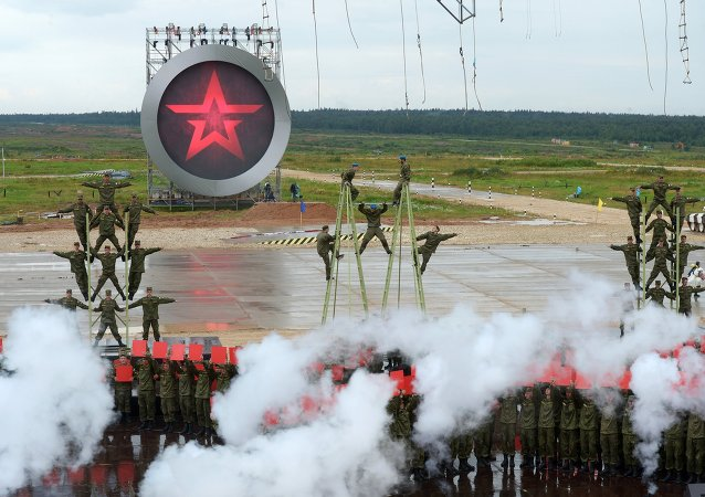 俄国防部:组办者增设2016年国际军事比赛项目