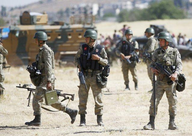 土耳其议员:该国迪亚巴克尔省至少有200名平民被困于地下室中