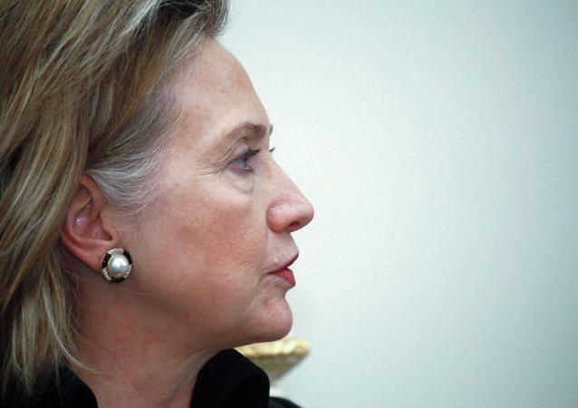 媒体:希拉里·克林顿不会接受墨西哥总统访问该国邀请