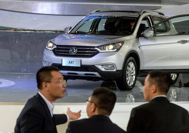 中国仍然是世界最大的汽车市场