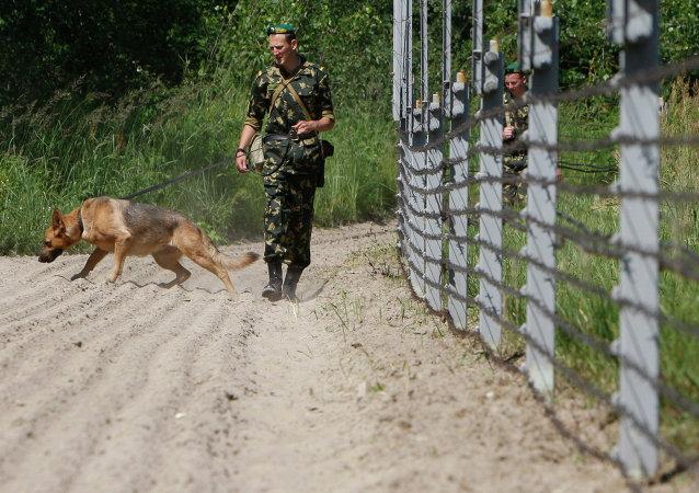 白俄罗斯阻止了越南非法移民越境前往欧盟国家的活动