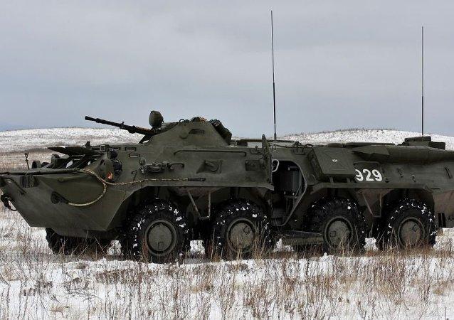 RHM-4装甲运输车