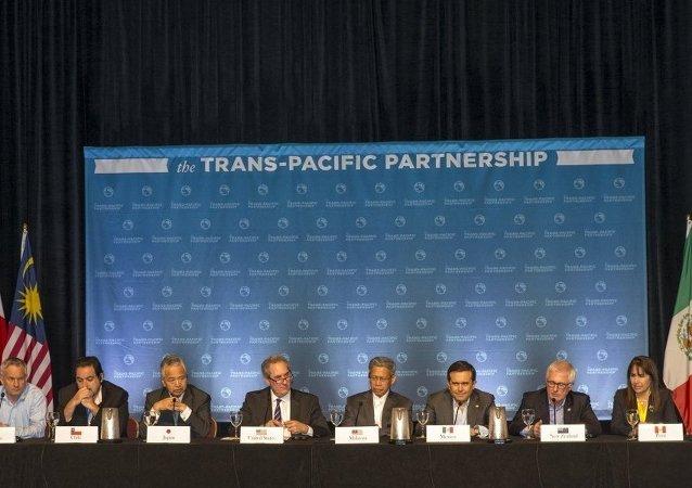 特朗普确认:将不会允许美国加入跨太平洋战略经济伙伴关系协议