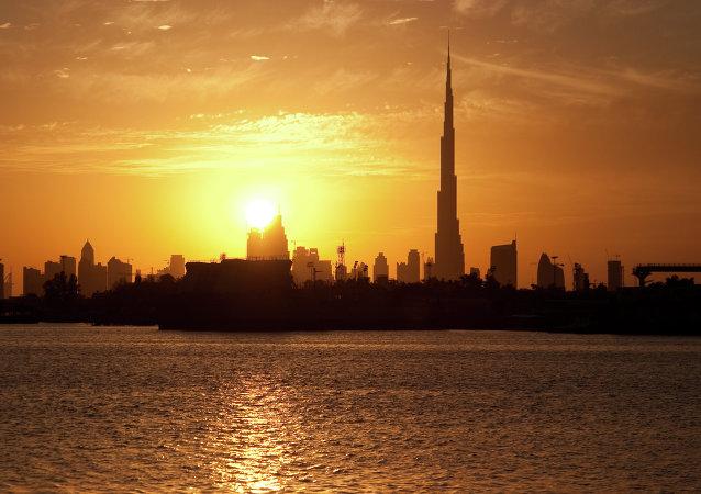 媒體:迪拜將建成擁有世界最高觀景台的摩天大樓