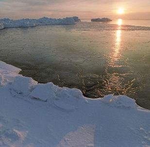 中國為甚麼來北極?