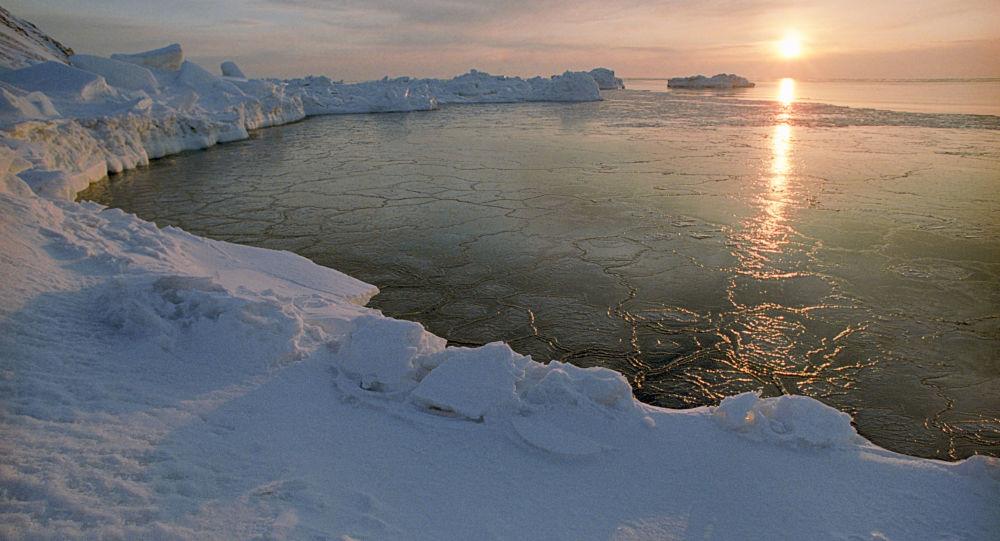 中国为什么来北极?