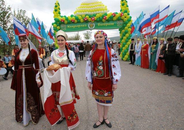 克里米亚鞑靼人