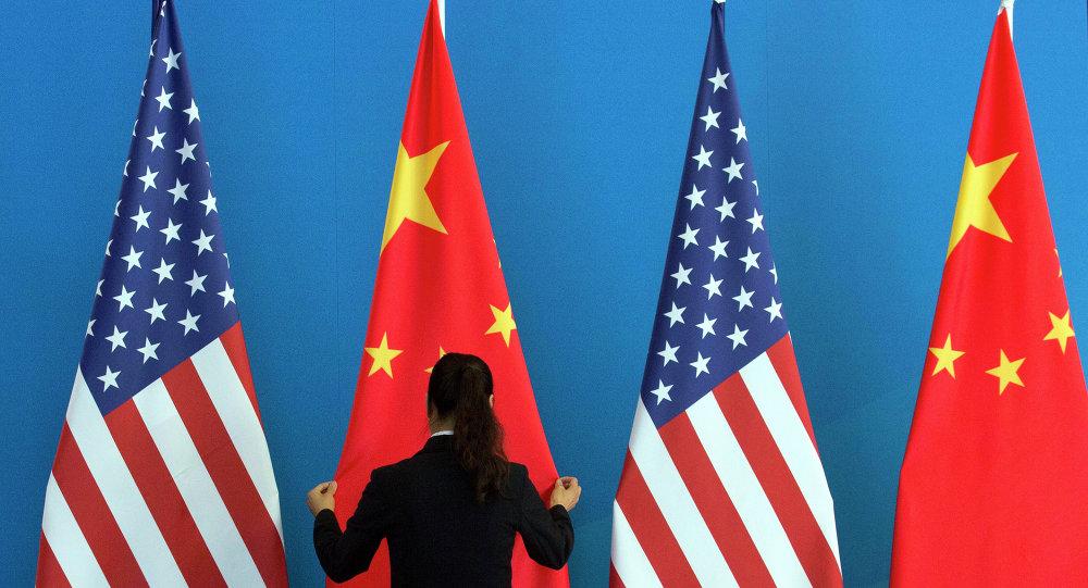中国外交部:中方一贯主张中美两国应相互尊重