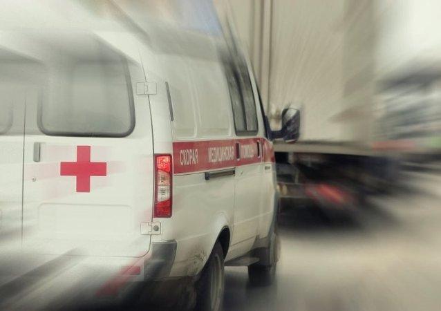俄列宁格勒州观光巴士肇事致3死20伤