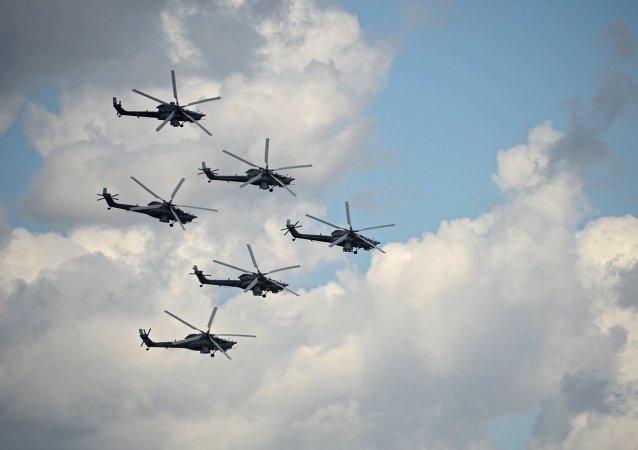 俄罗斯Heliports of Russia公司计划开发使用类同特斯拉电动机的直升机