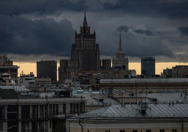 俄外长与阿曼外长强调开启叙利亚问题政治调解的必要性