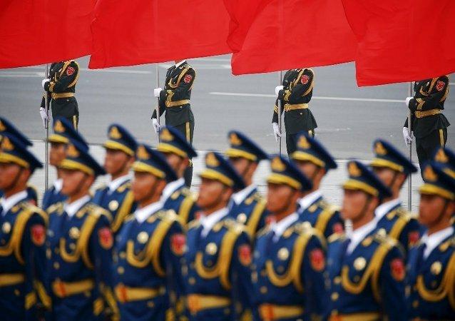 IHS报告:中国军费预算2020年前将超过所有西欧国家总和