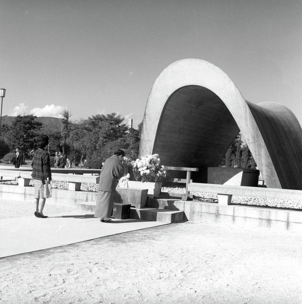 广岛死难者纪念碑