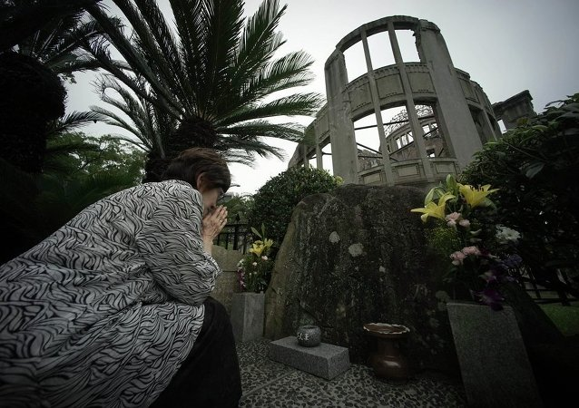 广岛核爆70周年纪念