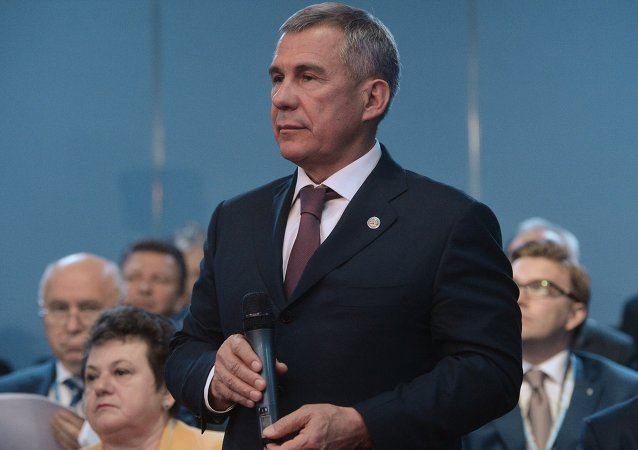 鲁斯塔姆·明尼哈诺夫