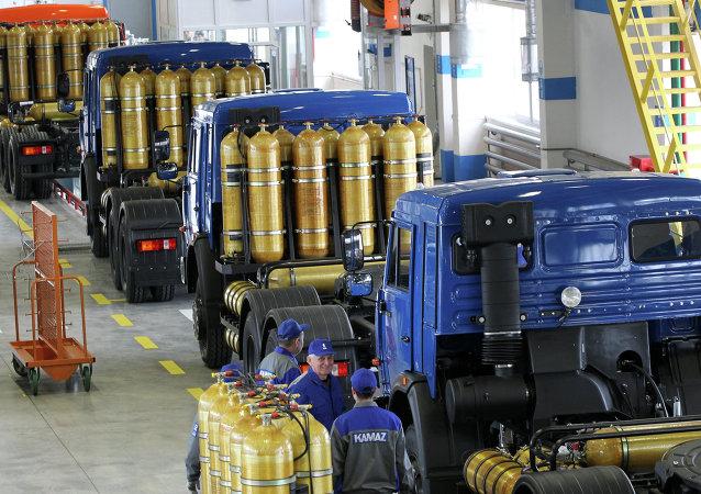 报纸:嘎斯汽车公司或将在立陶宛委内瑞拉和古巴开展生产