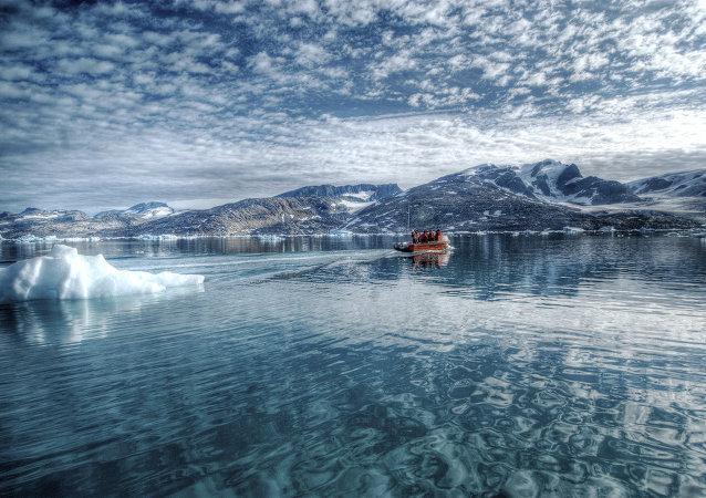 俄专家:俄罗斯希望与中国合作开发北极
