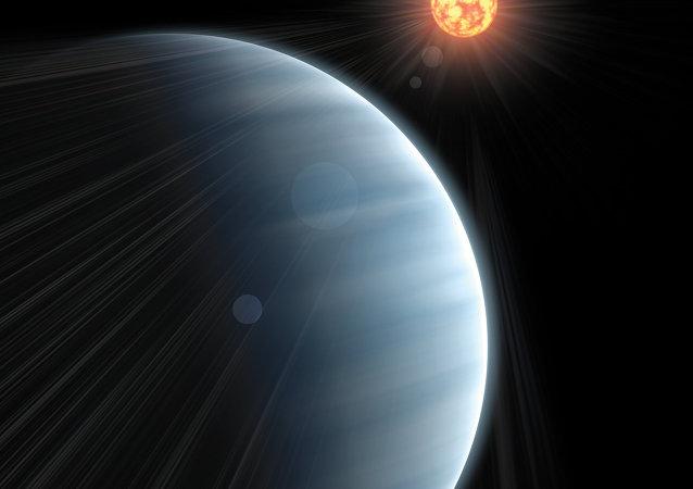 克里米亚天文学家发现了第一颗星际彗星