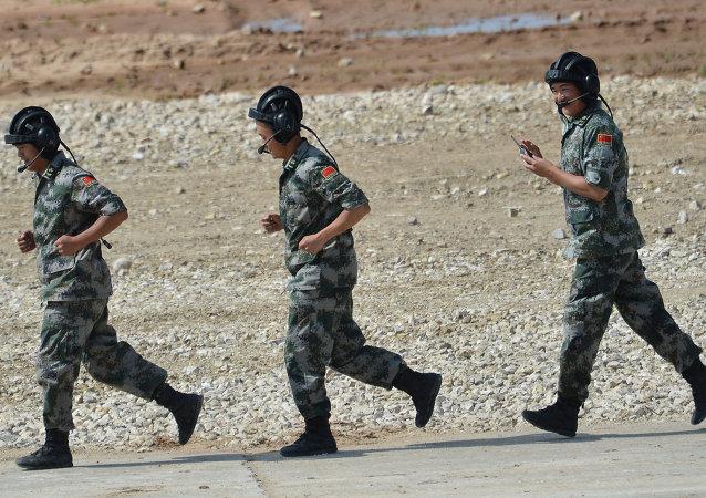 中国军人勇夺国际军事比赛迫击炮手个人赛冠军