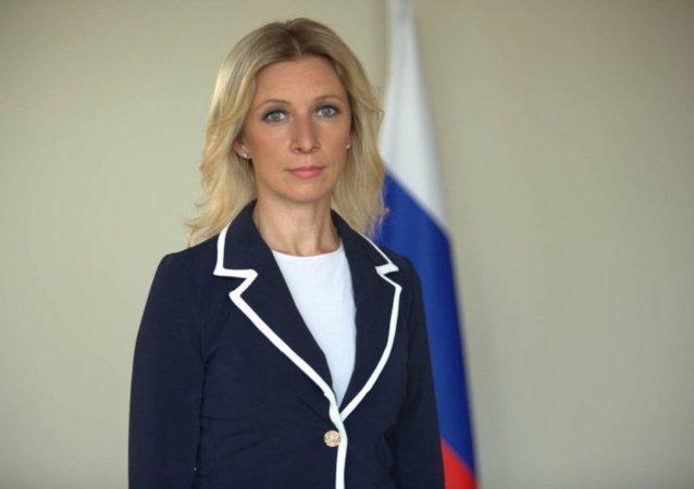 俄外交部:莫斯科赞许希腊允许俄飞机利用其领空向叙利亚运送人道主义物资