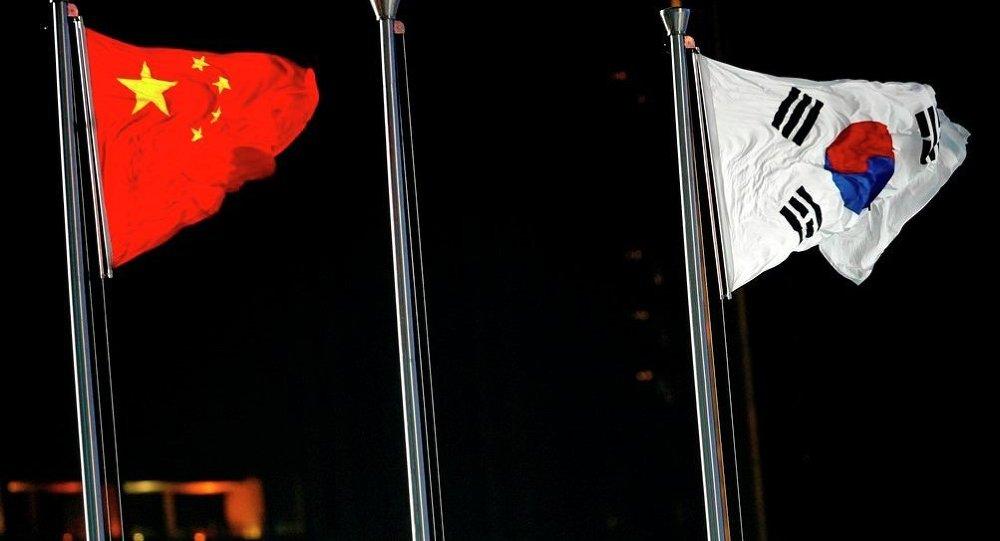 中国外交部:中韩外交官将在北京就朝鲜半岛局势和双边关系交换意见