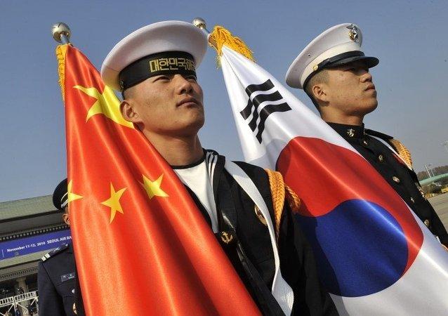中国外交部:高层交往对于推动中韩关系发展具有重要引领作用