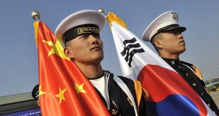 中國外交部:高層交往對於推動中韓關係發展具有重要引領作用