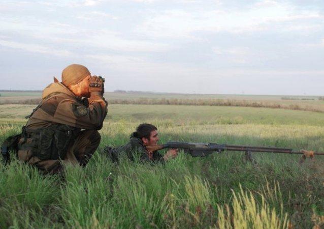 顿涅茨克国防部:遭民兵重创的乌军直升机内可能有雇佣兵
