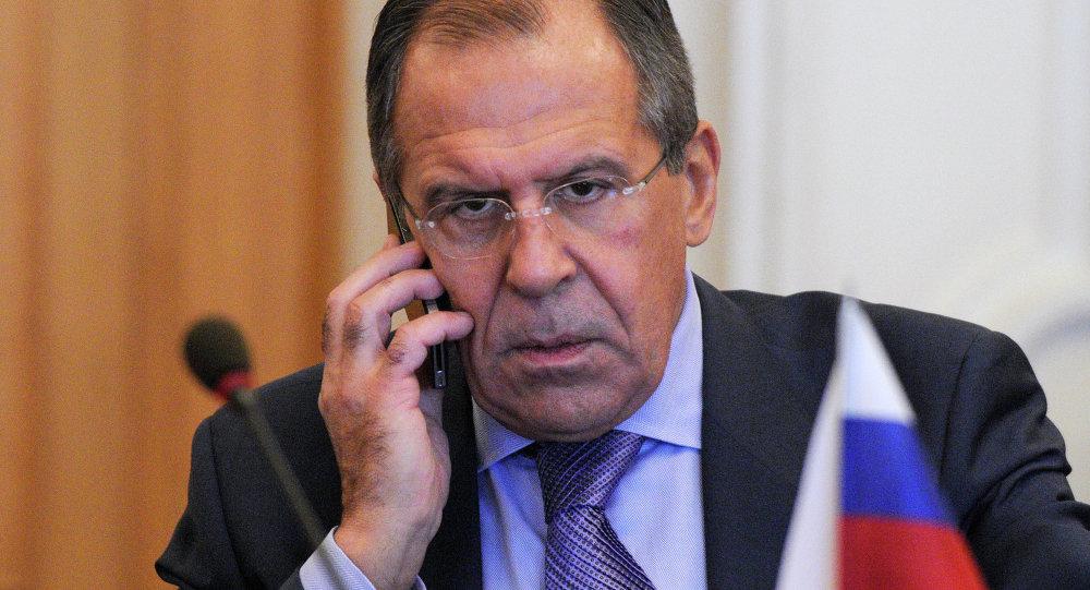 俄外长向乌外长强调基辅必须与顿巴斯展开直接对话