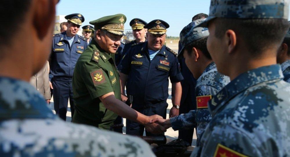 中国国防部:中俄两军关系进入新时代 今后两军将协商确定各类务实性合作项目