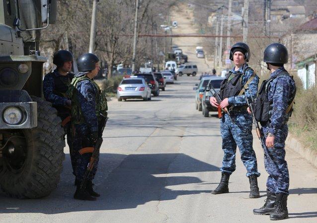 """恐怖组织""""高加索酋长国""""的头目在俄达吉斯坦被击毙"""