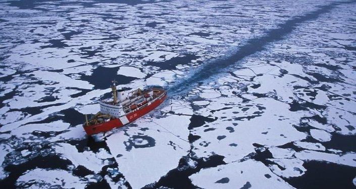 中國學者:建設北極航道有利於打破對關鍵水道的壟斷