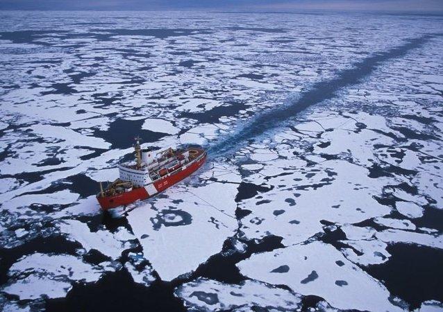俄国防部将组建海防部队保护北方海路