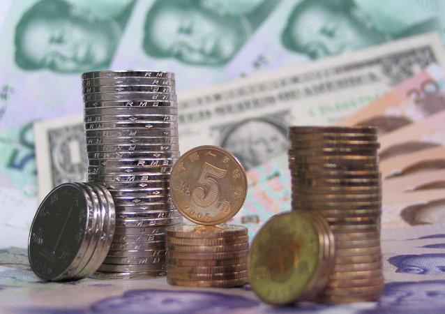 """俄媒:人民币暂未被列入""""货币篮子"""""""