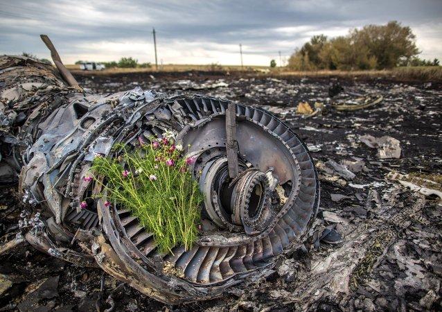 西方媒体关于马航客机乌东坠毁事件的说法与调查小组报告相矛盾