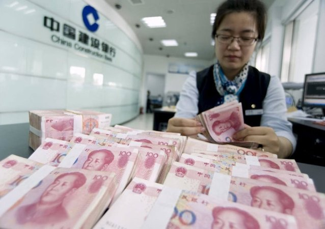 中国央行行长周小川称人民币没有持续贬值的理由