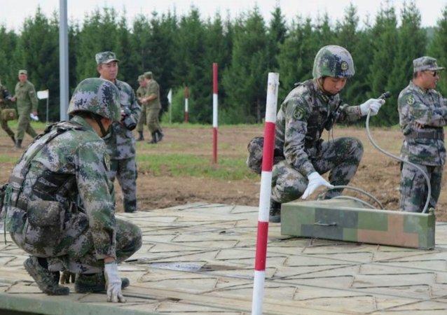 中国国防部:中方派代表队参赛旨在深化与外军友谊和互信