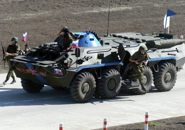 中国和埃及代表对俄方军备出众的可靠性表示赞赏