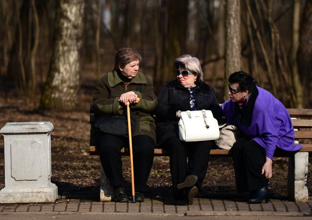 克里姆林宫没有提高俄退休年龄的任何计划