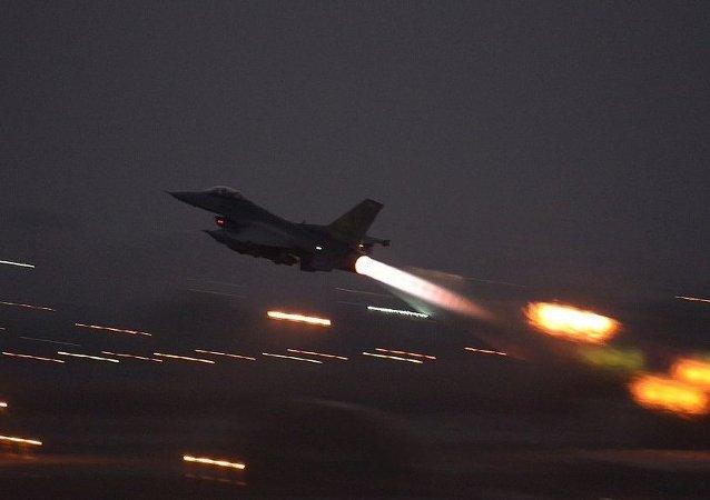 土耳其空军轰炸了在伊拉克北部的库尔德武装分子阵地