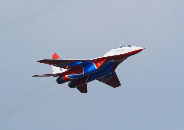 报告:美新式战机逊色于苏联战机