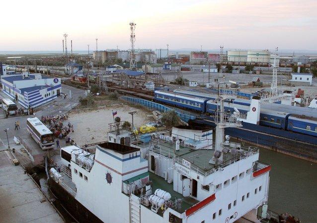 俄检察院:一名中国海员在俄南部高加索港系泊时遇难