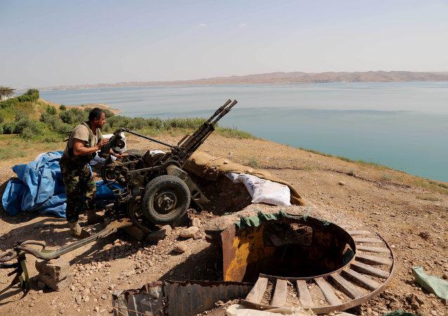土耳其当局确认对伊拉克北部库尔德分子阵地进行空袭