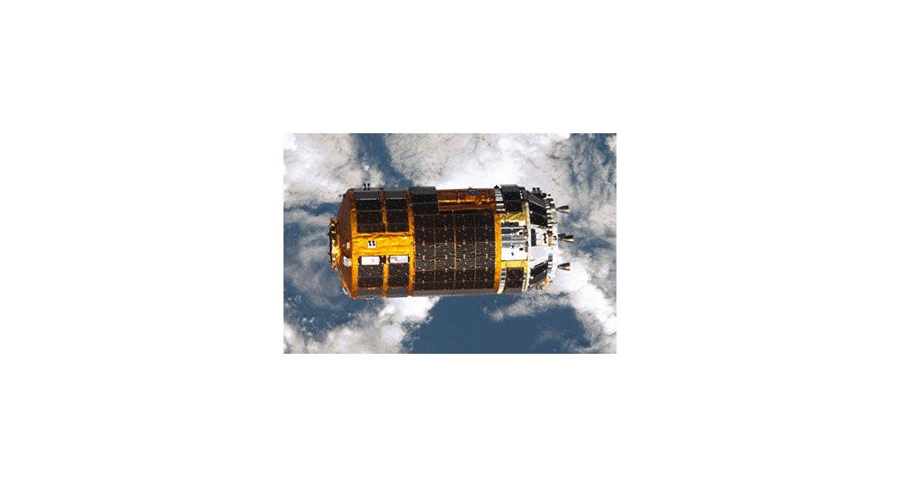 日本鹳号无人货运飞船再次推迟发射