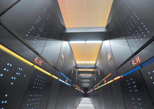 """""""天河一号""""超级计算机"""