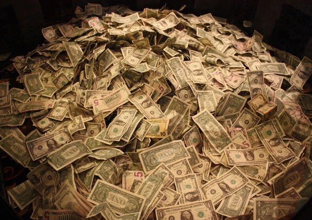 美国财政部:俄罗斯减持美债35亿美元