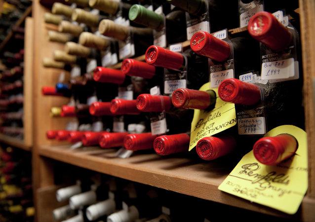 法国小偷盗走总价值352000欧元的红酒