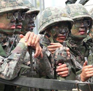 韩国将在大型演习期间演练应对朝鲜挑衅行动